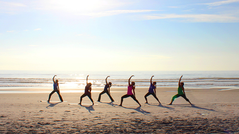 Yoga Surf Morocco